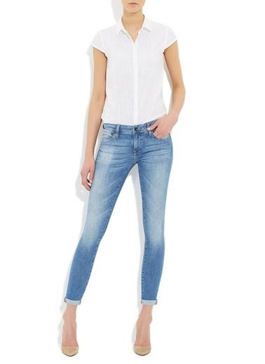 Mavi Jean Pantolon | Lexy - Super Skinny Altın